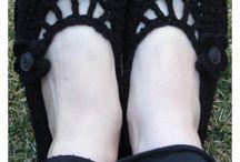 Crochet Shoes