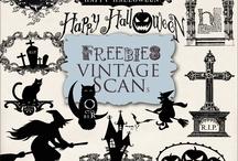 halloween printables / by pamela henrich