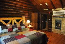 Cabins at Starved Rock