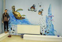 Malby na zeď