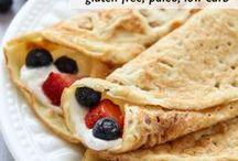 pancakes gluten/nut free