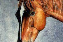 HORSE ETSY