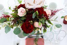 Marsala Merlot Wine Weddings
