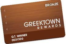 GT Rewards / by Greektown Casino-Hotel