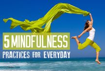 Mental Balance / All about a peaceful mind, meditating, and yoga