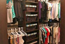 Idéias criativas closet