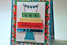 Stampin' Up! - Build a Birthday / by Kim Miller