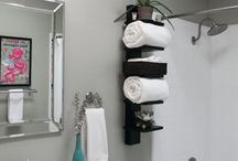 Teeny Tiny Bathroom Project(s) / by Helen McPherson
