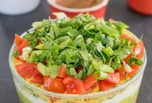 Salate und Co