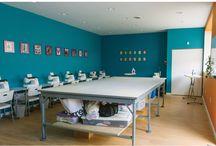 Sewing Studio Ideas