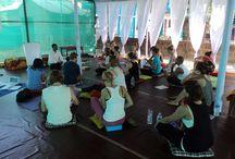 #yoga teacher training-images / Yoga Teacher Training Classes-Images from Goa (Arambol) and Dharamshala.