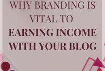 Blogging: Branding / Tips of branding for your blog