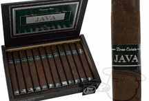 Cigars // Java by Drew Estate / Click through to our site for even more options on shapes and wrappers.