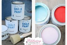 Everything to do with paint / by Samantha Owens