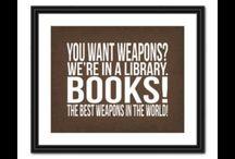Reading pleasure! / Quotes