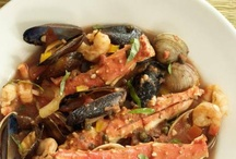 Feast of the Seven Fishes recipes/ Christmas Eve