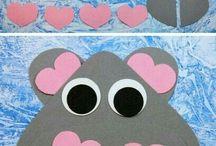 Hippo applique