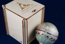 "Коллекция Christmas Art ""Воздушные шары"" / Коллекция Christmas Art ""Воздушные шары"" http://www.christmas-eve.ru/air-balloon.html"