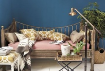 upstairs guest bedroom / by Amy Matchette-Miller
