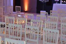 Mesas y sillas para eventos - TIFFANY + CHIAVARI