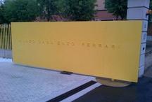 Enzo Ferrari Museum / Enzo Ferrari Museum, Modena Italy