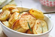 Potatoes / by Amy Bailey