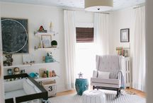 Nursery Ideas / by Jenna Wylie