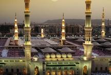 Makkah,Medina n Mosques / by shaheeda