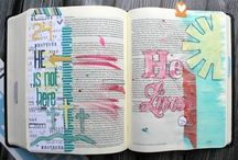 Bible Journaling Ideas