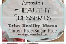 Trim Healthy Mama Recipes / by Tracy Zdelar | HallofFameMoms