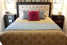 Bedroom decor / by Michelle
