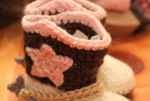 Crocheted goodies