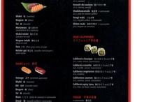 Informations du restaurant / Tous les renseignements concernant les restaurant : plats, cartes, menus...