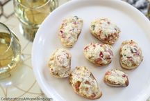 Appetizers / by Laura Spangler