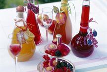 licor frutas