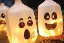 Halloween Inspiration / At the Children's Museum of Indianapolis we know how to throw a Halloween party! Check out these quick and easy Halloween party decorations and activities for your family. / by Children's Museum of Indianapolis