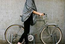 Biking around