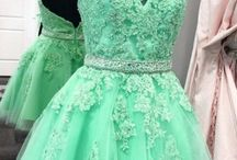 Prom Dresses Green