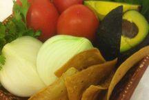 Good Ingredients, Good Food / Fresh and tasty...