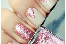 Nails, nails, & more nails(: / by Rebeca Ramirez
