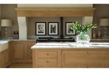 English Country Kitchen by Minacciolo