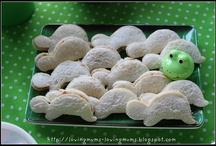 Imogen's Turtle Party Ideas