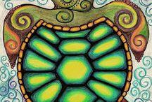 Turtle ЧЕРЕПАШКИ