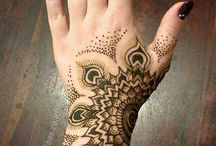 henna tattoo / by Rena KonstaNtinidi