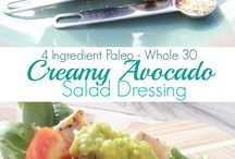Whole 30 / by Kristina Andrews