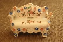 collect me: made in japan ceramics, love seat / sofa