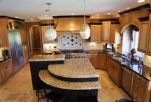 Elegant Kitchens Designs / Just some of our elegant kitchen designs!