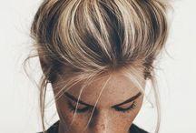 Frisuren u. Farben