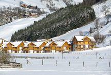 Горнолыжные курорты в Альпах
