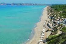 sun sand sea GREECE
